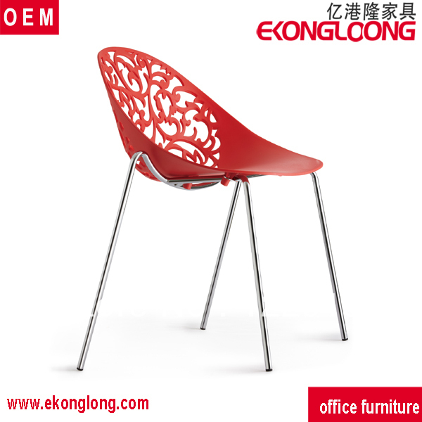 alibaba express Hotel dining casual fashion creative meeting European IKEA Restaurant Computer hollow hole office natural chair(China (Mainland))
