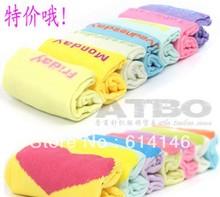 NEW 7 pairs/lot best price kids girls boys Monday to Sunday heart cotton soft date socks(China (Mainland))