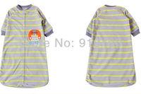 1PC retail Brand carter's newborn kids fleece sleeping bag children's envelope for 0-9 months baby infant sleep sack