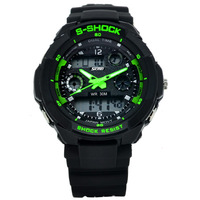 New S Shock Fashion G Watches Men Sports Watches Skmei Dual Time one year warranty Water resistant 5 colors Military Relogio 931