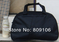 Wholesale/retail ,Free shipping,Wholesale/retail,  brief travel bag sports bag handbag with logo 46 *15*28CM