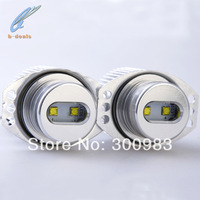discount of e90 10w led side marker angel eyes lamp