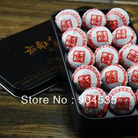 Free Shipping 15pcs/Box Mini Tuo Ripe Puerh tea 100% Original Healthy Pu erh Tea Top Quality Cooked Pu'er Tea New
