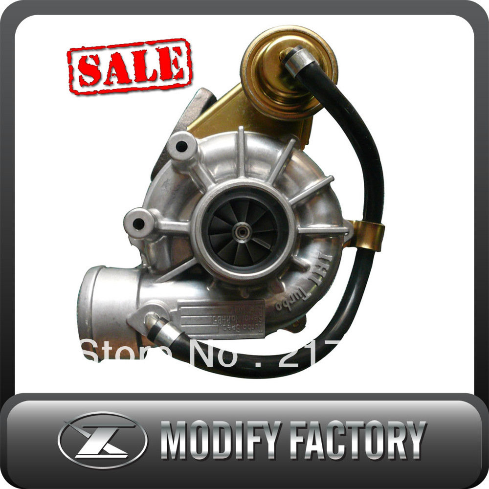 Engine Parts NEW RHB5/8944739540 turbocharger for ISUZU Trooper Piazza/4JB1T/4BD1T/2.8L 97HP 8970192920/8944777341(China (Mainland))