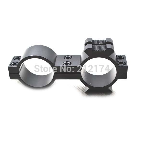 Установка оптического прицела Wisdom 8/25 & 25 & 25+25mm окумол 0 25