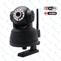 IP Wireless Wifi Web Audio IR LED Surveillance Camera Recorder CCTV Night Vision