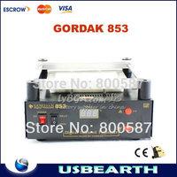 Freeshipping GORDAK 853 IR preheater lead-free BGA rework station preheating station