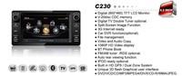 Car DVD Player autoradio GPS navi for Mitsubish outlander 2013 3G WIFI + V-20 Disc + 1GB cpu + DDR 512M RAM + DVR + A8 Chipset