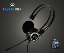 Free shipping Big earphones computer peripheral accessories earphones 1003 lp computer earphones