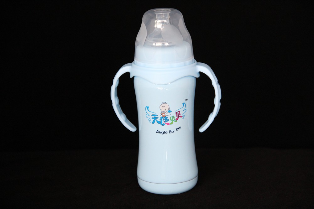 Stainless steel vacuum bottle.Within 304 and 201 stainless steel complete quality system certification(China (Mainland))