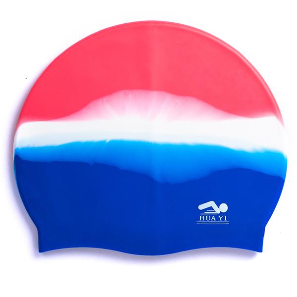 Silicone custom olympic swim cap(China (Mainland))