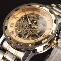 watches men's watch Elegant Pierced Charm Personalized Mechanical watch Free shipping