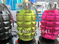hi-fi hand grenade  Portable mini music speaker for mobile phone computer With TF card Slot  Free Shipping