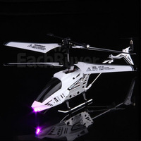 Top quality New Mini 3.5 CH Infrared Ultralight RC Helicopter With Gyro Kids Toy Gifts White Free shipping& wholesale