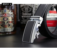 High-grade leather belt men's belt automatic belt buckle 088-6 Wholesale&direct marketing