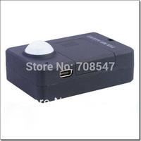 DHL 10pcs/lot  PIR MP.Alert Infrared Sensor Alarm Anti-theft Motion Detection GSM Alert Black Wholesale