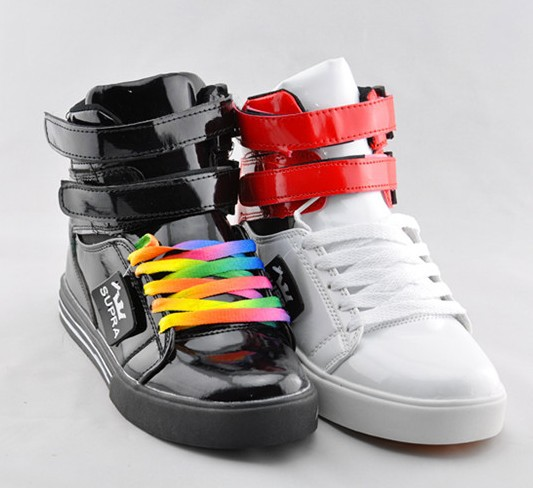 High fashionstreet dance sneakers shoes breaking hiphop bboy Streetdancing Skateboarding shoes for man and women(China (Mainland))