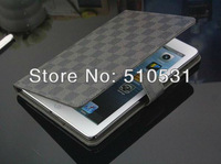 Hot Popular PU leather smart case for iPad mini,sleep/wake up function, retail,wholesale,free shipping