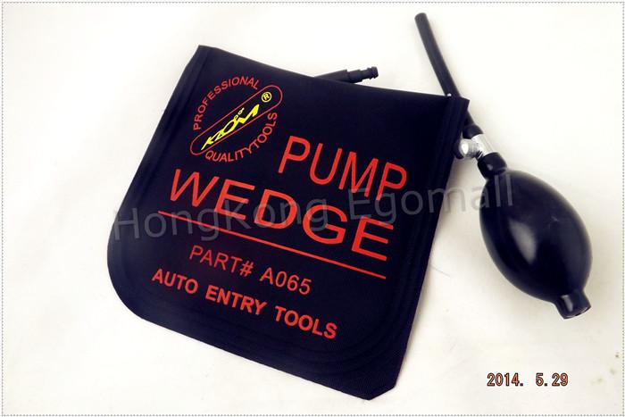 KLOM PUMP WEDGE Airbag New for Universal Air Wedge ,,.LOCKSMITH TOOLS Lock Pick Set.Door Lock Opener H275(China (Mainland))
