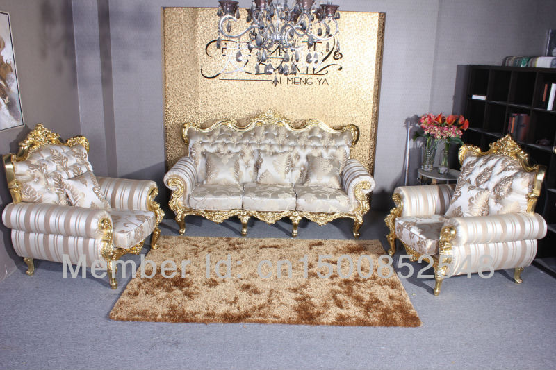 Sofa / living room sofa / European style sofa / sofa / European style wood sofa/A020(China (Mainland))