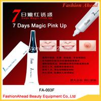 Lip Smacker for lip plump 7 Days Magic Pinkup lip gloss,Nature plant material Dark Pink Colors