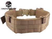 Weekend Warrior MOLLE Padded Patrol Belt (CB) EM5584 free shipping