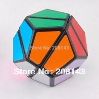 ^_^ Free shipping! LanLan 2x2 Dodecahedron Magic Cube Black