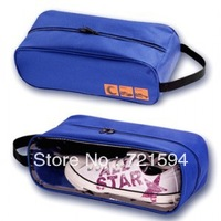 Free Shipping Visual type shoe bag Waterproof and breathable  Bag To Receive Bag