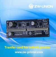 Print Head Transfer Card for spt-510/255 Phaeton  Solvent Printer