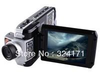 Free shipping Russian Language Support! F900LHD Car Black Box 2.5 inch TFT LCD(4:3) F900LHD Car DVR,F900 Car DVR
