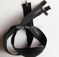 100cm bidirectional garment zipper 10pcs Free shipping