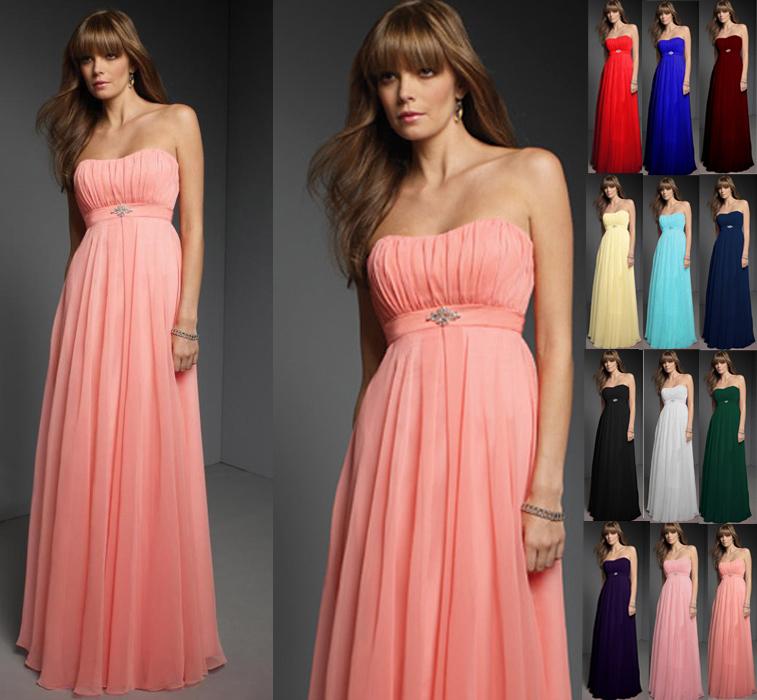 Фото вечерних платьев на выпускное
