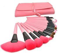 Hot selling Professional 24 pcs Makeup Brush Set Make-up For U Toiletry Kit Brand Make Up Set