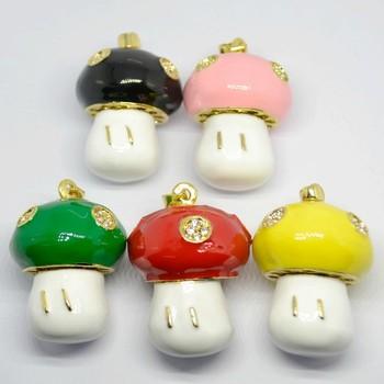 Free shipping! 2013 New arrivel mushroom head pen usb flash drive 4GB,8GB,16GB,32GB