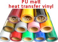Heat press PU vinyl from Korea