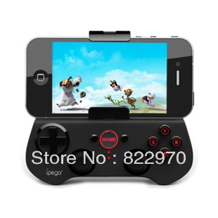 Brand ipega Wireless Bluetooth Game Controller Joystick For iPhone iPad Android Mobile Phones