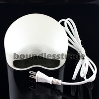 3W LED Lamp Soak-off Gel Polish Nail Cure UV Dryer Heart-shaped_KD171W