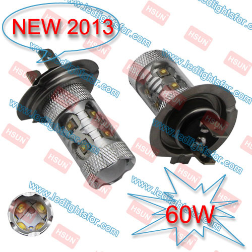 car led auto 60W High Power,9145 hb3 hb4 p13w h16 led bulb,h10 9005 9006 car light,fog h4 h7 h8 h11 led(China (Mainland))
