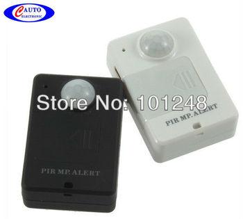 Hidden Wireless Audio  SIM Monitor GSM Cell Mobile Phone tracker+ Mini PIR MP.Alert Infrared GSM Alarm avp031A9