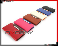 Luxury PU Leather Case for Samsung Galaxy Note 2 N7100 Cover Wallet Case