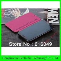 10PCS /LOTFlip PU leather cases back cover original stand housing case protector for Samsung Galaxy Note 2 II N7100