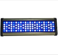 2013Latest developed 300W Phantom LED aquarium/coral/reef light with dimming/timer/remote/temperature control,optical lens
