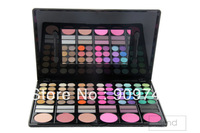 2013 NEW,78 colors Makeup Set 78 Color Eyeshadow Palette Face Blusher Palette With High lighting Eye shadow free shipping