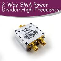 2 Way,SMA Power Splitter SMA power divider,booster accessory,mobile phone booster splitter, booster divider free shipping