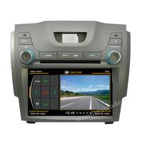 S100 Car DVD Player autoradio GPS  for Chevrolet S10 Colorado + 3G WIFI + V-20 Disc + 1GB cpu + DDR 512M RAM + DVR + A8 Chipset