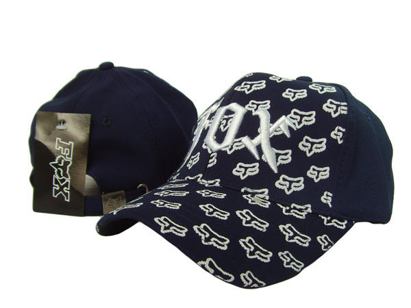 Free Shipping 2013 new style fOx fitted caps,high quality hats, fashion caps(China (Mainland))