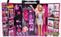 dream wardrobe; girl gift ;children gifs; princess toys