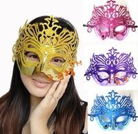 FREE SHIPPING Masquerade halloween mask supplies mask powder laciness mask