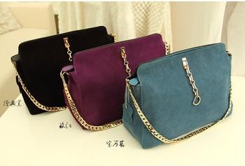 New arrrive high-grade polished geniune leather women handbag lady clutch shoulder messenger bag composites bag Freeshipping