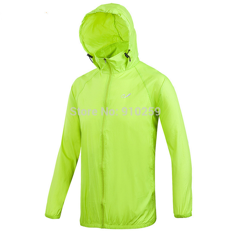 fashion outdoor UVultra-thin women's outerwear coats quick dry jackets windbreaker rash guard female sports long-sleeved 13color(China (Mainland))